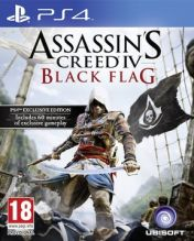 Cover Assassin's Creed IV: Black Flag (PS4)