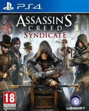 Cover Assassin's Creed Syndicate (PS4)