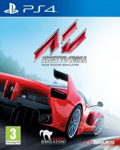 Cover Assetto Corsa (PS4)