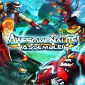 Cover Awesomenauts Assemble!