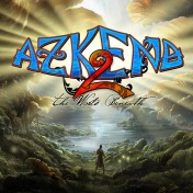 Cover Azkend 2: The World Beneath (PS4)