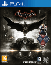 Cover Batman: Arkham Knight (PS4)