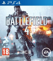 Cover Battlefield 4 (PS4)