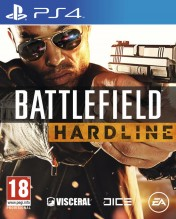 Cover Battlefield Hardline (PS4)