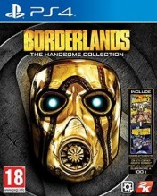 Cover Borderlands: The Handsome Collection