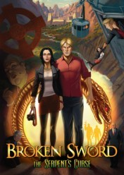 Cover Broken Sword 5: The Serpent's Curse