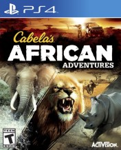 Cover Cabela's African Adventures