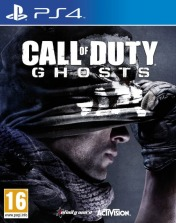 Cover Call of Duty: Ghosts (PS4)