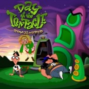 Cover Day of the Tentacle Remastered (PS4)