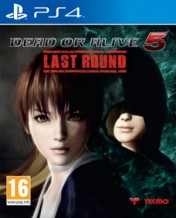 Cover Dead or Alive 5: Last Round (PS4)