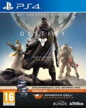 Cover Destiny (PS4)