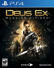 Cover Deus Ex: Mankind Divided (PS4)