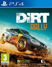 Cover DiRT Rally (PS4)