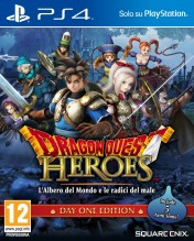 Cover Dragon Quest Heroes