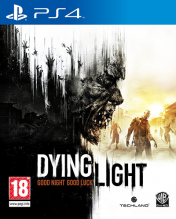 Cover Dying Light (PS4)
