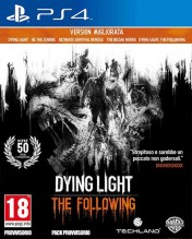 Cover Dying Light: The Following - Enhanced Edition
