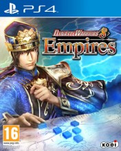 Cover Dynasty Warriors 8 Empires
