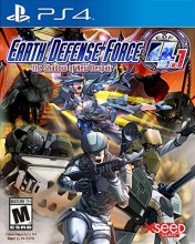 Cover Earth Defense Force 4.1: The Shadow of New Despair