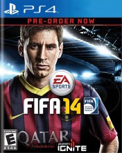Cover FIFA 14 (PS4)