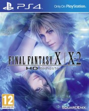 Cover Final Fantasy X / X-2 HD Remaster