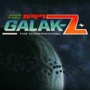 Cover Galak-Z: The Dimensional