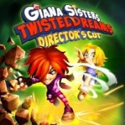 Cover Giana Sisters: Twisted Dreams - Director's Cut