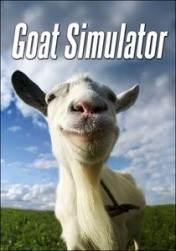 Cover Goat Simulator (PS4)