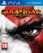 Cover God of War III Remastered