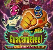 Cover Guacamelee! Super Turbo Championship Edition (PS4)