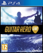 Cover Guitar Hero Live (PS4)