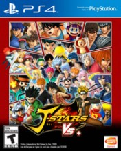 Cover J-Stars Victory Vs+ (PS4)
