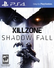 Cover Killzone: Shadow Fall