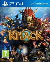 Cover Knack (PS4)