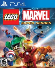 Cover LEGO Marvel Super Heroes (PS4)