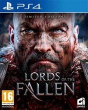 Cover Lords of the Fallen (PS4)