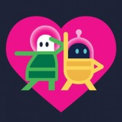 Cover Lovers in a Dangerous Spacetime