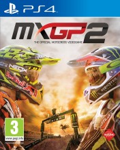 Cover MXGP 2 – The Official Motocross Videogame