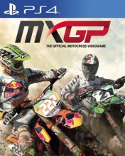 Cover MXGP - The Official Motocross Videogame (PS4)