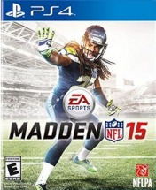 Cover Madden NFL 15 (PS4)