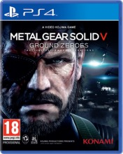 Cover Metal Gear Solid V: Ground Zeroes (PS4)