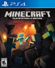 Cover Minecraft (PS4)