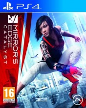 Cover Mirror's Edge Catalyst (PS4)