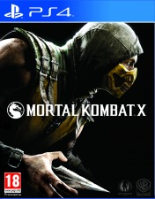 Cover Mortal Kombat X (PS4)