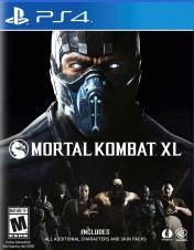 Cover Mortal Kombat XL