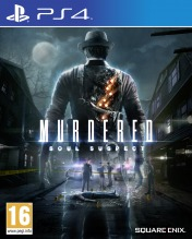 Cover Murdered: Soul Suspect (PS4)