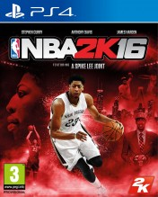 Cover NBA 2K16 (PS4)