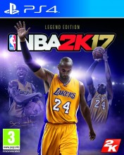 Cover NBA 2K17 (PS4)