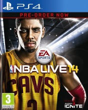 Cover NBA Live 14