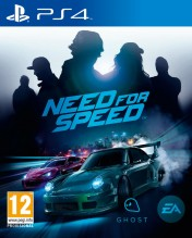 Cover Need for Speed (PS4)