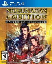 Cover Nobunaga's Ambition: Sphere of Influence